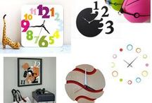 Оригинальные задумки, часы в интерьере / Часы в интерьере, оригинальные часы, авторские и дизайнерские часы