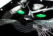 Оригинальные дизайнерские часы / Настенные часы производства «Зазеркалье»