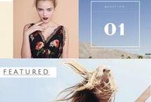 Web Design / Inspiring website layouts