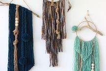 Interior ÷ HängeDinge :: garlands, mobiles & hangers