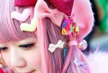 Pastels and Ruffles / Cute, colorful, pastels, ruffles, lolita, decora, candypop, sugar