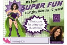Athena's Seventeenth Anniversary, April 2015 / April 1st marks our 17th Anniversary. We have specials, contests and offers that will make everyone's April spectacular. Stay tuned for Celebration News.
