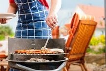 Barbecue Inspiration / It's summer and we love our grill! Here's some of our best BBQ inspiration