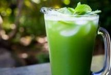 Smoothies / zdravé nápoje