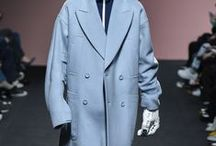 Outerwear trends / A collection of fashion forward coats and jackets