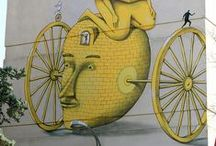 Yellow: Street Art