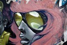 Pink: Street Art