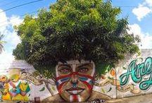 Green: Street Art