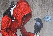 Red: Street Art