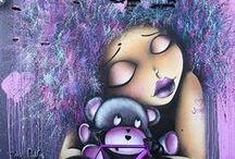 Purple: Street Art