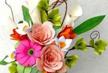 Kwiaty z papieru i nie tylko