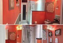 Jenny Zentz Designs / Interiors and furniture rehabs I've had fun doing! facebook.com/jennyzentzdesigns