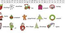 Christmas Activity Printable / Free printable Christmas activity for kids including puzzle, coloring pages, Christmas templates and many more.