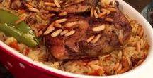Arabská kuchyně, turecká, marocká a pod.