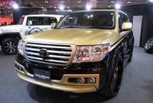 Customize Series / by TOYOTA Land Cruiser