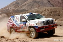 Auto Race / by TOYOTA Land Cruiser