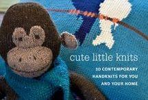 Cute Little Knits by Jem Weston