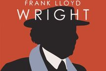 Love Frank Lloyd Wright design! / by Thea Bohmer
