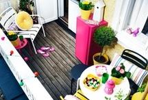 Terrasses et balcons : idées déco et aménagement