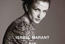 Isabel Marant pour H&M  / Imágenes de la campaña de Isabel Marant pour H&M disponible en México a partir del 14 de Noviembre