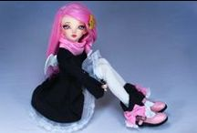 Dolls, Patterns, Monster High..... / by Elena Angel