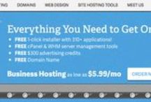 Web Hosting / My preferred web hosting service