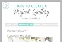 WordPress Tutorials and Tips / WorPpress tips and tutorials to build a better, more beautiful blog.