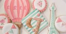 <----♥ Sweets ♥----> / Sweets. Cake design. Cookie design. Dessert recipes. Dessert decorating.