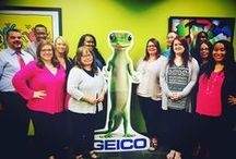 Peek Inside: GEICO's Indianapolis, IN Office / In March 2013, GEICO opened its 14th major location. We're proud to be a part of the Indy community and expect to grow to 1,600 associates by 2016! http://www.geico.jobs/indy.  / by GEICO Careers