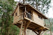 Client Treehouses / Treehouses built by our customers and clients of treehousesupplies.com