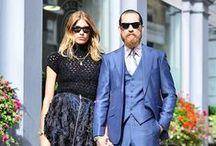 Love is in the air / Te presentamos las parejas más fashion para que te inspires este 14 de febrero