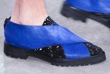 Los mejores zapatos de NYFW 2014  / Seleccionamos los zapatos más interesantes y arriesgados que los diseñadores proponen para Otoño Invierno