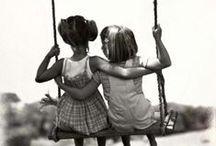 Vriendschap / Vriendschap is één van de belangrijkste ingrediënten voor een gelukkig leven!