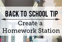 Back to School / Here, you will find all of the 'back to school' essentials, tricks, and tips. / by GEICO Careers