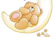 Forever Friends / Kaarten van de meest schattige beer! De leukste Forever Friends kaarten vind je bij Hallmark Cards.