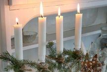 Jul/Christmas/Winter / Vinter saker