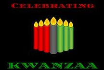 Kwanzaa / A collection of information about the African American holiday of #Kwanzaa celebrated from December 26 - January 1.  All the pins contained are curated and generally accepted appropriate content for the celebration.
