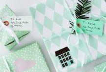 Wrap it up! / Hoe pak jij je verrassing in? Met deze Wrap It Up voorbeelden wordt inpakken nog leuker! Bij Hallmak.nl zorgen we voor de perfecte verpakking van je gift!