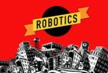 ROBOTICS / Quand des robots font du rock'n'roll. Snaps issus du teaser Freevolt pour un concert à Epinay sur Orge. Création, réalisation et montage : Frédéric Resseguier