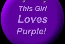 "Everything Purple / Any and all things ""Purple"""