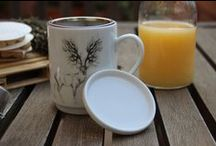 Colección Forest / We Love Home adora la naturaleza y los animalitos del bosque se han colado en su colección de porcelana. Esta taza Mug con original ilustración es ideal para tomar una bebida reconfortante.