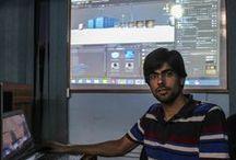 Unity3D Workshop At Air University By #CodingBots / 2 Week workshop to Made Noob from Ninja  Instructor: Danyal Malik