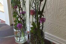 Blomster / Mine blomster ideer