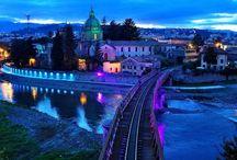 My city: Cosenza (Italy)