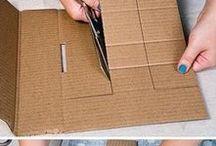DIY / Do it yourself! Met deze leuke pins kom je achter handige trucjes om de mooiste creaties in elkaar te zetten!