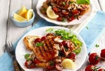 Meal Inspo / Looking for food-spiration? Find the perfect main course options right here! #HSmag