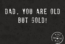 Vaderdag / Vergeet dit jaar Vaderdag niet: zondag 19 juni! Van vaders tot opa's en van broers tot vrienden. Voor elk type vader hebben wij een passende kaart. Laat je inspireren!