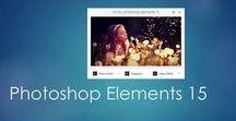 Photoshop Elements 15 / Everything to do with Adobe Photoshop Elements 15.