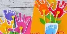 Little hands and handprints