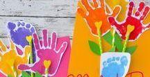 Little hands and handprints